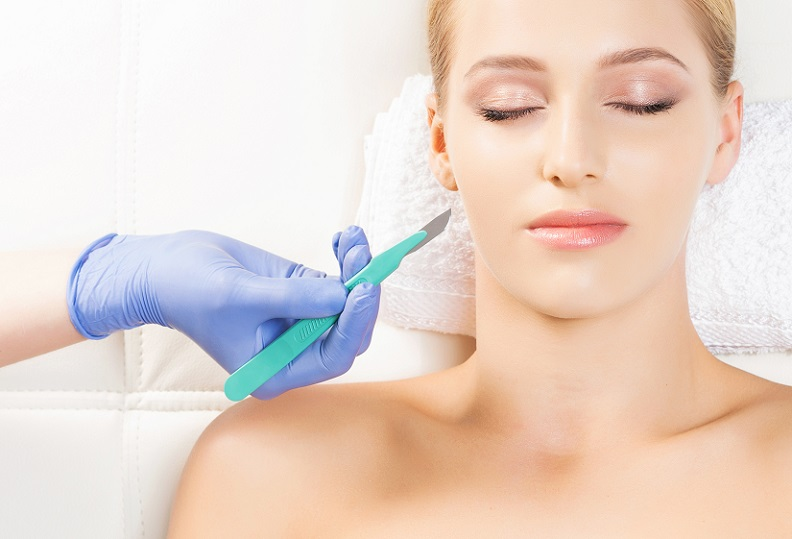 Down to Dermaplane?